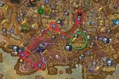 魔兽世界9.0碎愿者快捷路径分享 快速前往碎愿者位置方法