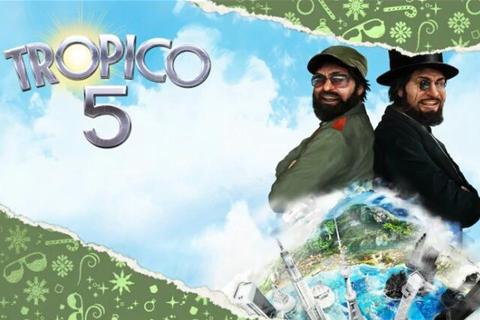 戰略模擬游戲《海島大亨5》Epic平臺免費送