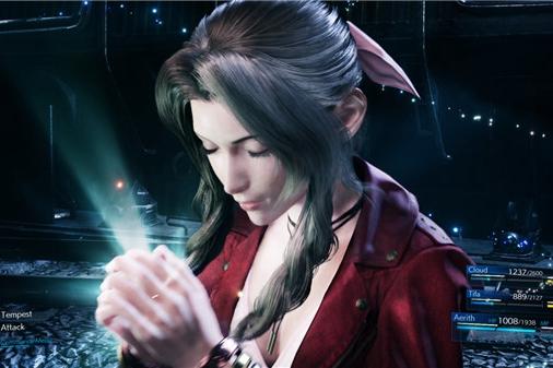 《最终幻想7:重置版》近期有动态捕捉制作