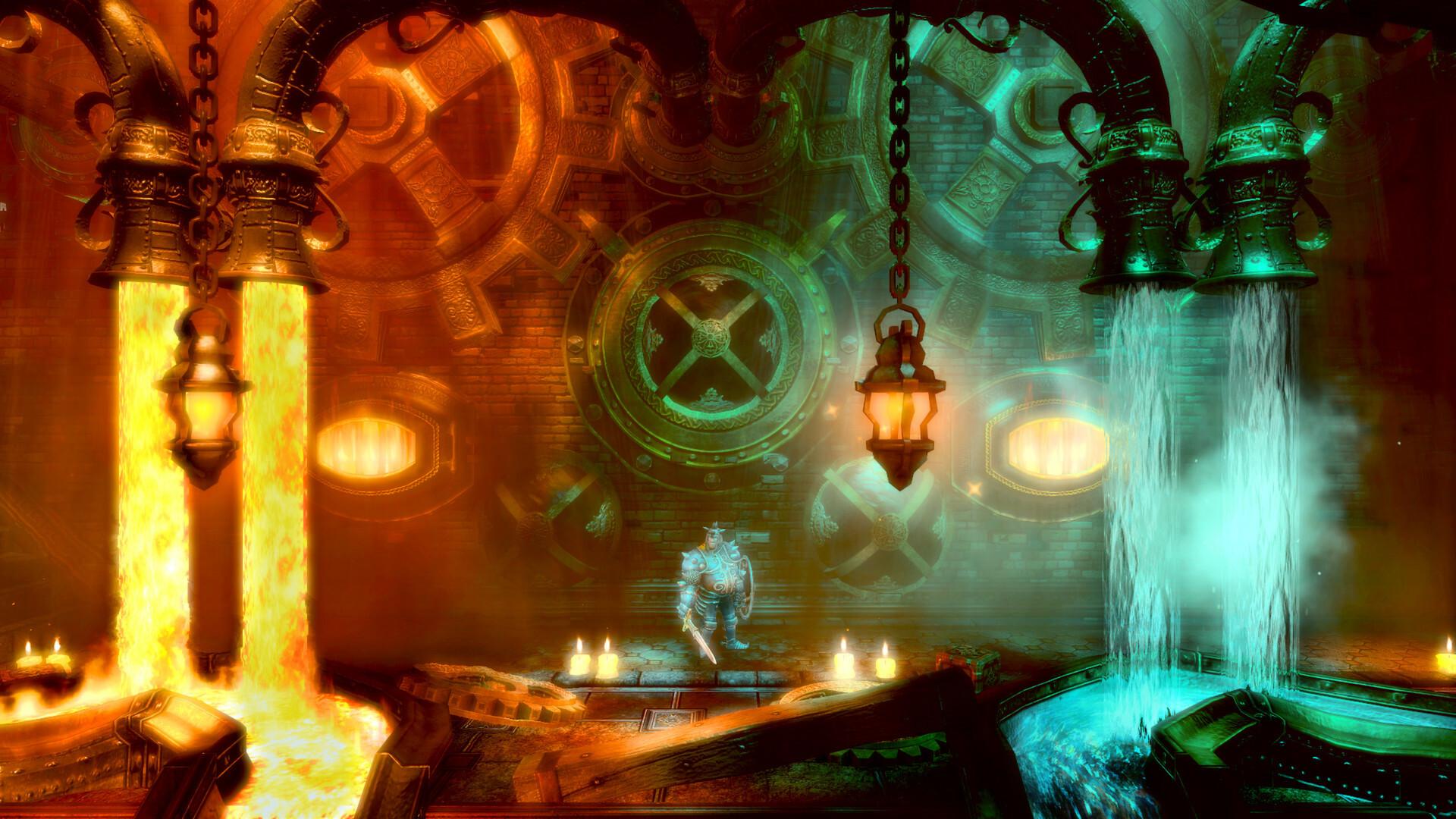 三位一体:终极版图片