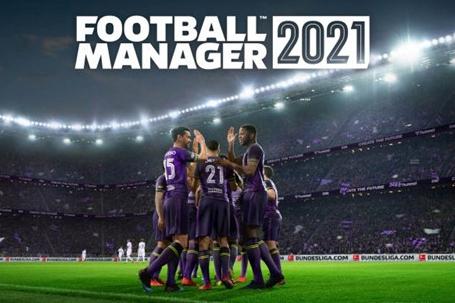 《足球经理2021》成系列销量最快破百万的游戏