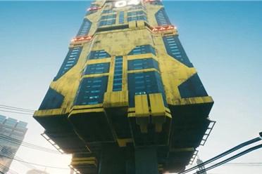 专业建筑师评价《赛博朋克2077》建筑设计