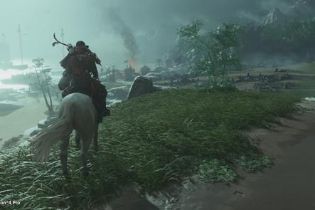 传索尼正开发PS5版《对马岛之鬼》续作