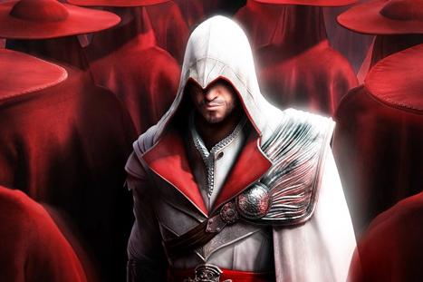 外媒发布《刺客信条》系列主角排名  艾吉奥第一