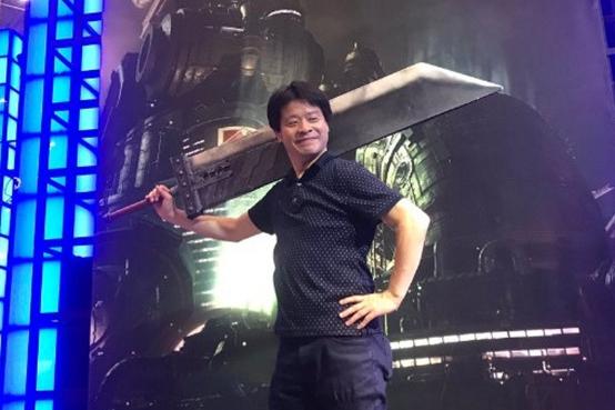 《最终幻想7:重制版》制作人接受采访谈part2创作