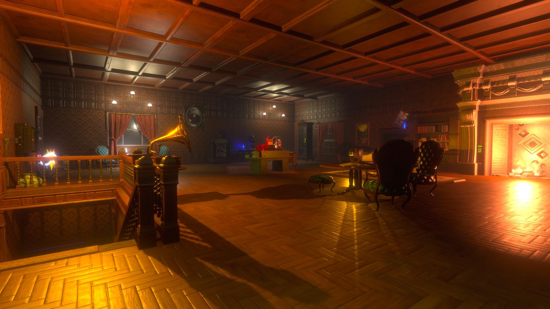 疯狂实验:密室逃脱图片