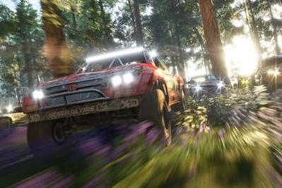 《极限竞速:地平线4》全系列商品降价 标准版…