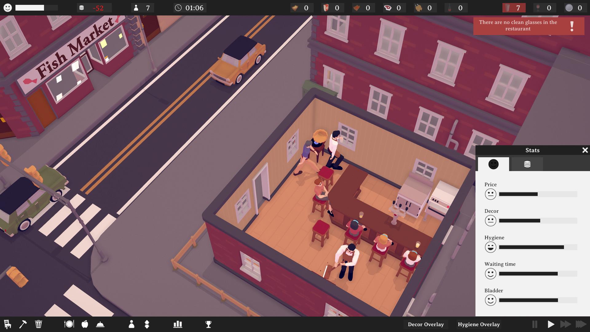 餐廳模擬器圖片