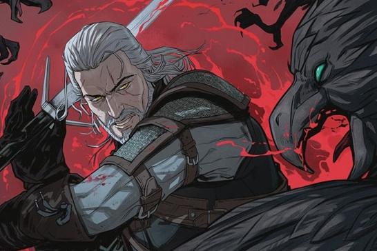 以杰洛特为主角的《巫师》漫画新作5月26日发行