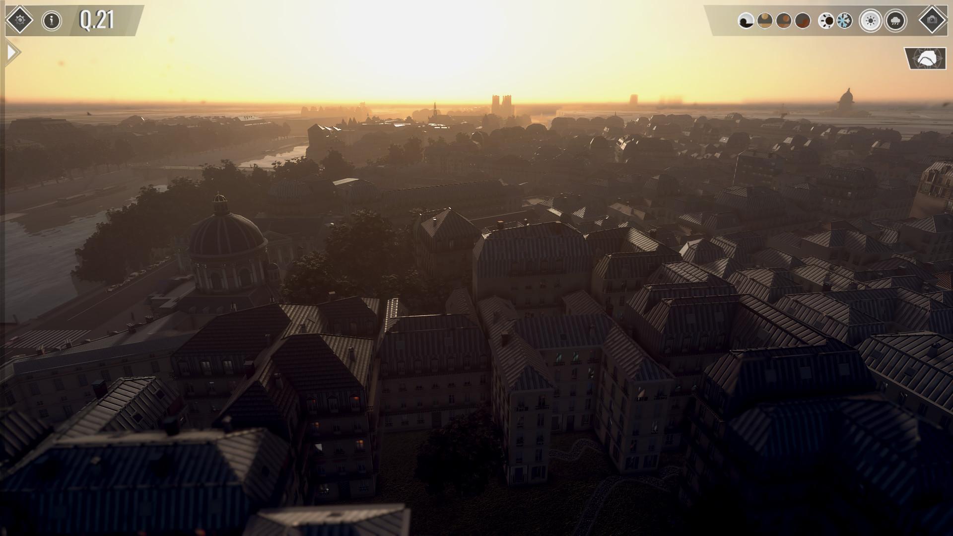筑梦师:巴黎图片