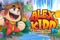 亚历克斯 · 基德在奇迹世界 DX