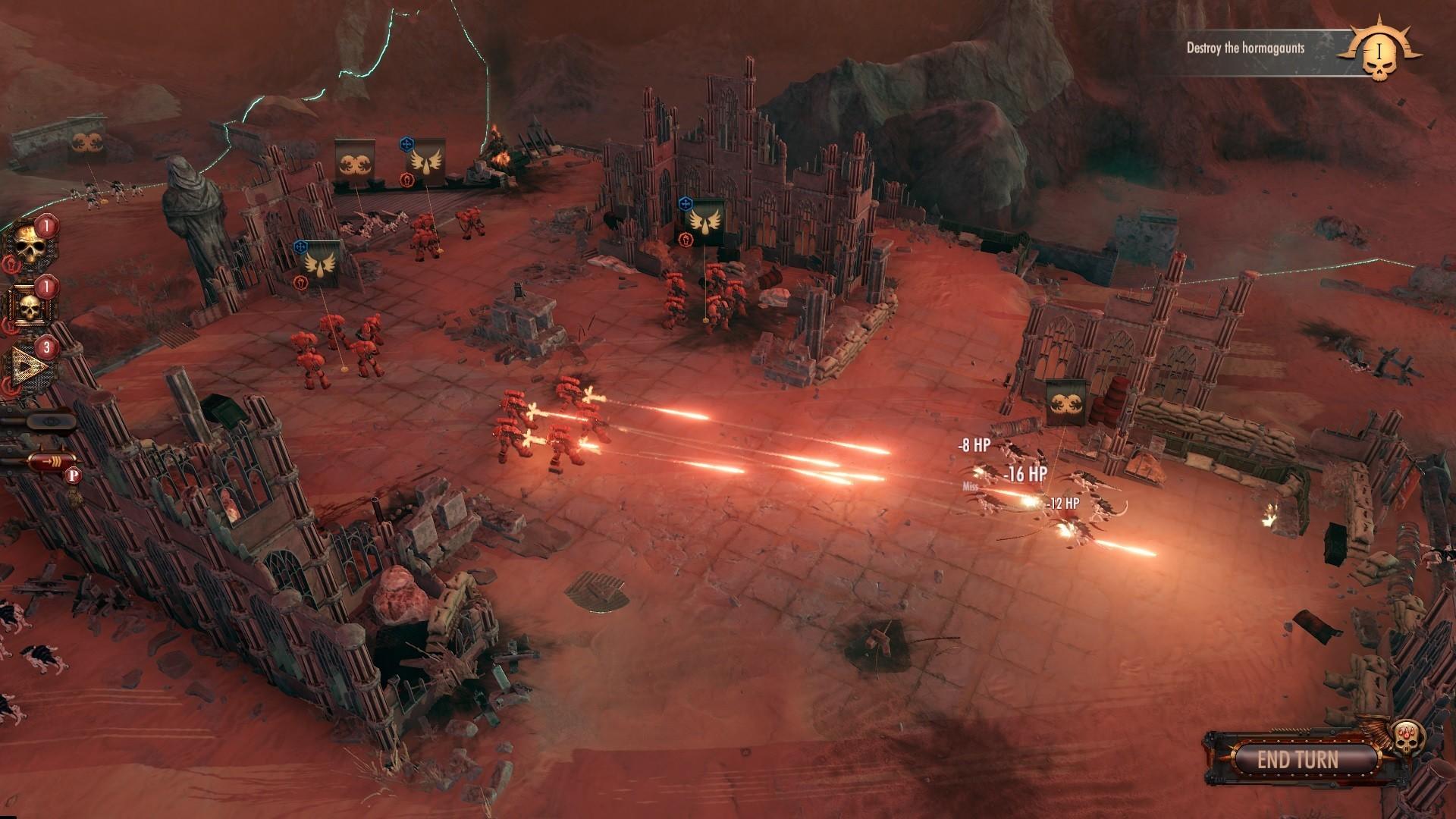 战锤40K:战斗区域图片