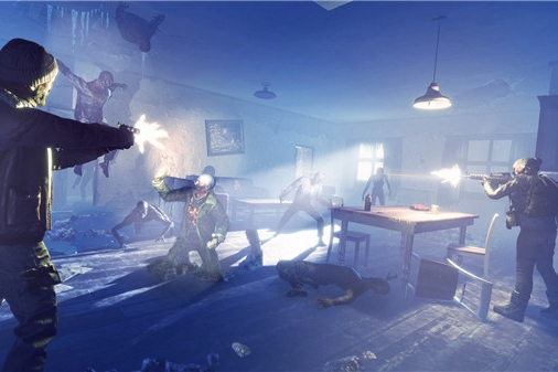 VR第一人称射击游戏《灭亡之后》今夏发售