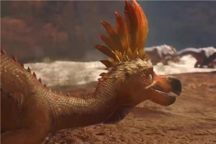 《怪物猎人:崛起》发布新预告片 多个怪物登场