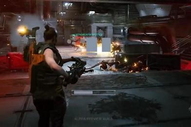 《异形:火力小队》25分钟实机演示公开
