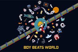 男孩的节奏世界