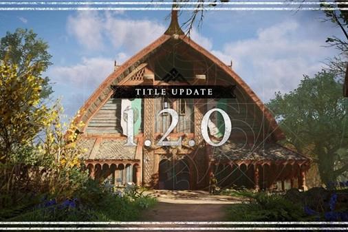 《刺客信條:英靈殿》1.2.0更新今日上線 加入…