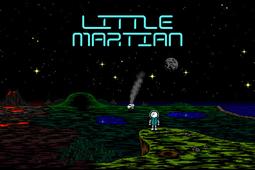 小小火星人