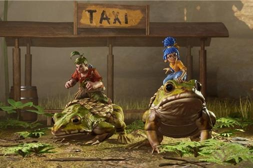《双人成行》Steam最高在线人数突破3.7万