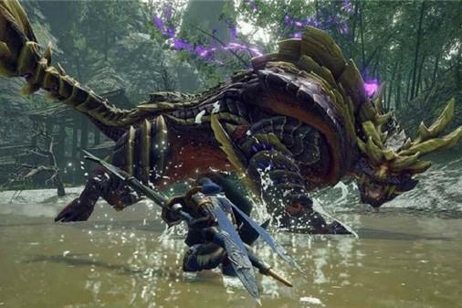 网传《怪猎:崛起》扩展包将加入30个新怪物