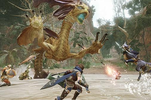 Fami通一周销量榜:《怪物猎人:崛起》二连冠