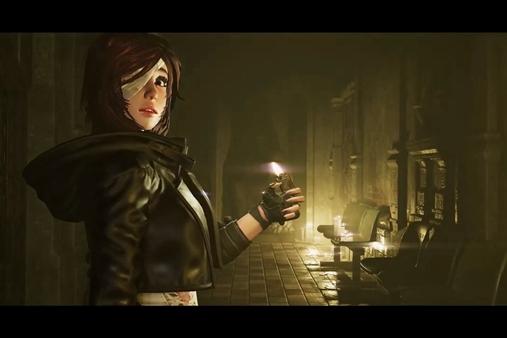 恐怖游戲《受折磨的靈魂》試玩演示公開