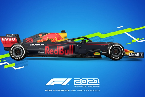 《F1 2021》宣傳片公開 7月17日正式發售