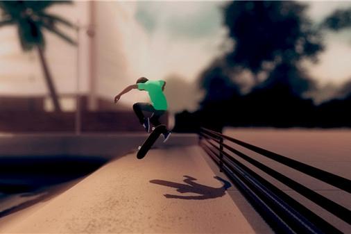 街頭滑板游戲《滑板城市》5月6日發售