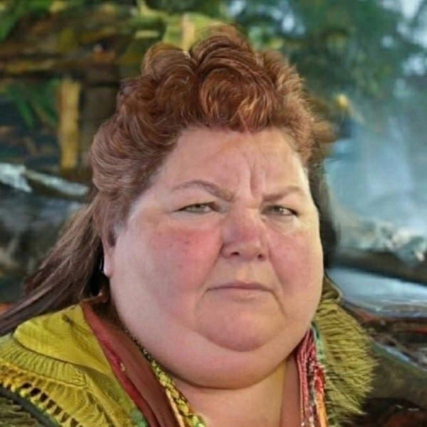 《地平线:西部禁域》女主形象变胖 玩家不满开始恶搞 游戏资讯 第4张