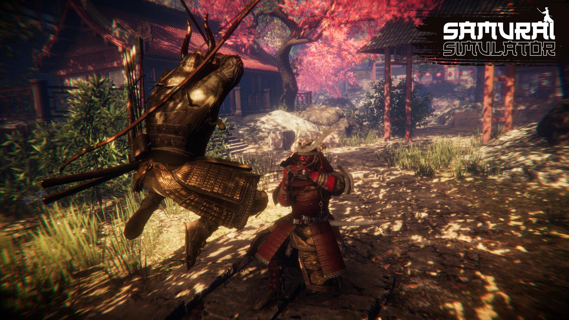 《武士模拟器》新预告片 还原日本封建时代武士的一生 游戏资讯 第1张