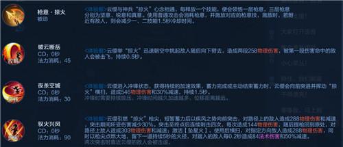 王者荣耀云缨技能加点循序 云缨怎么加点 游戏攻略 第2张