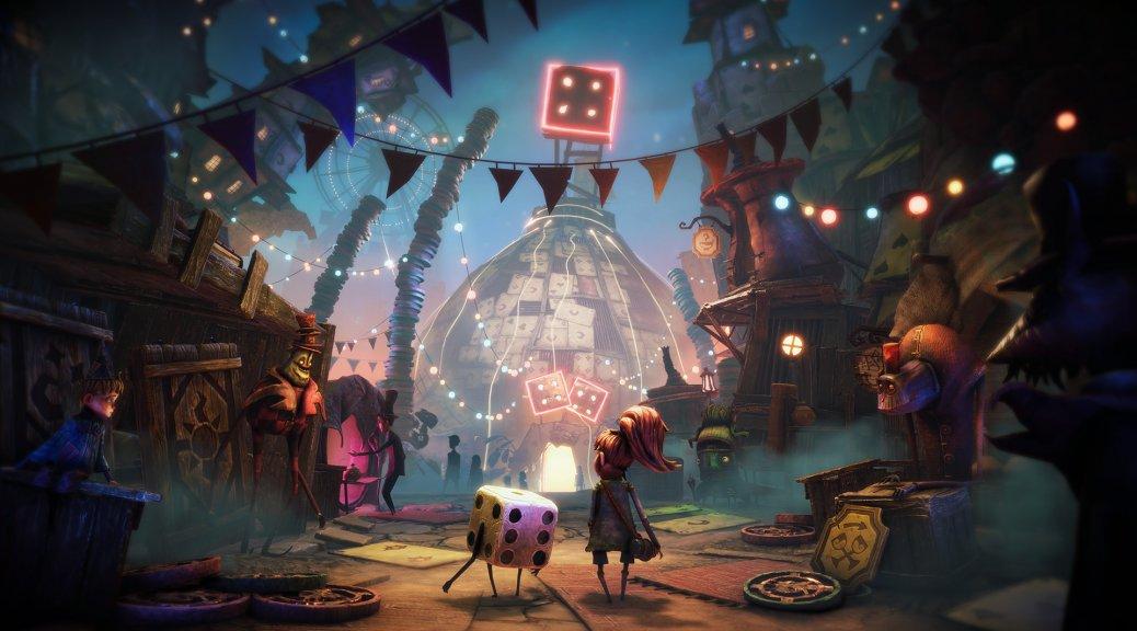 《随机消失》哥特童话新作公布 扮演偶数出发营救奇数 游戏资讯 第1张