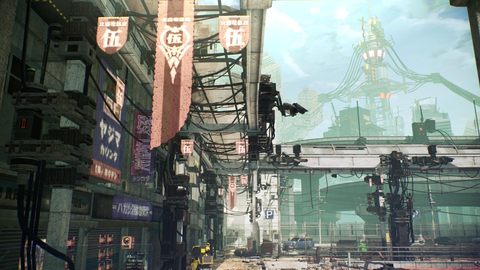 《绯红结系》公布新截图 展示了游戏角色和技能等内容 游戏资讯 第3张
