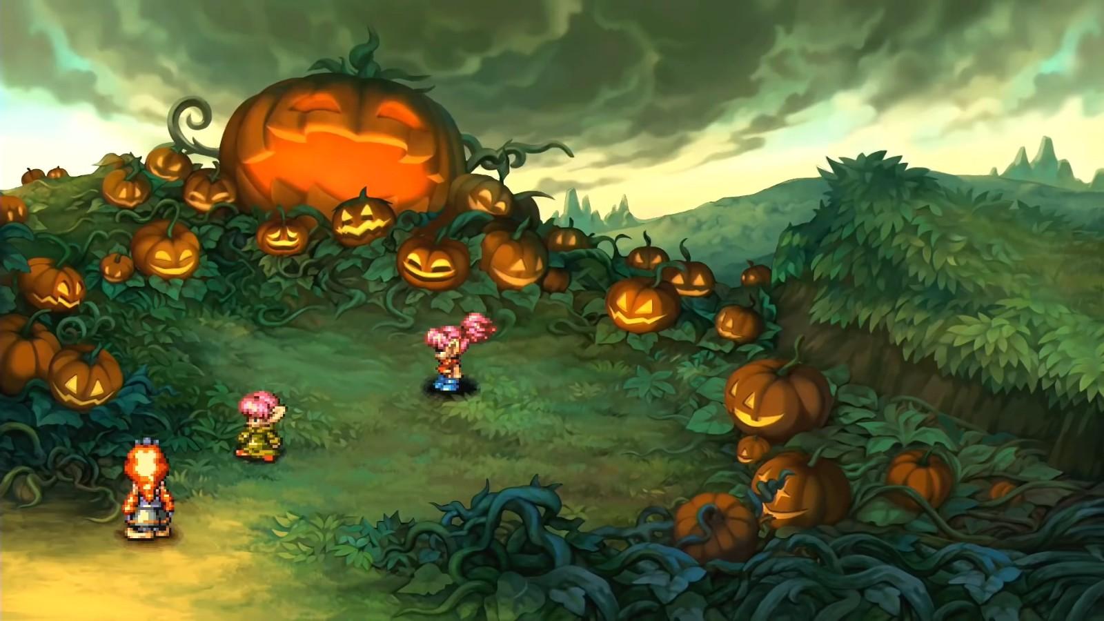 《圣剑传说:玛娜传奇》高清版发售在即 公布全新演示 游戏资讯 第1张