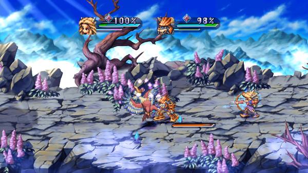 圣剑传说玛娜传奇HD尖翻操作方法介绍 怎么尖翻 游戏攻略 第1张