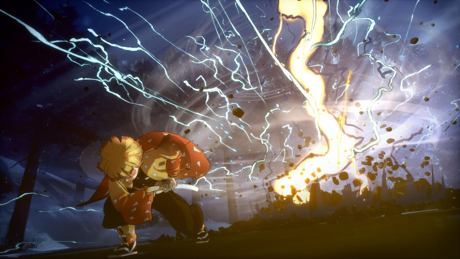 鬼灭之刃:火之神血风谭图片