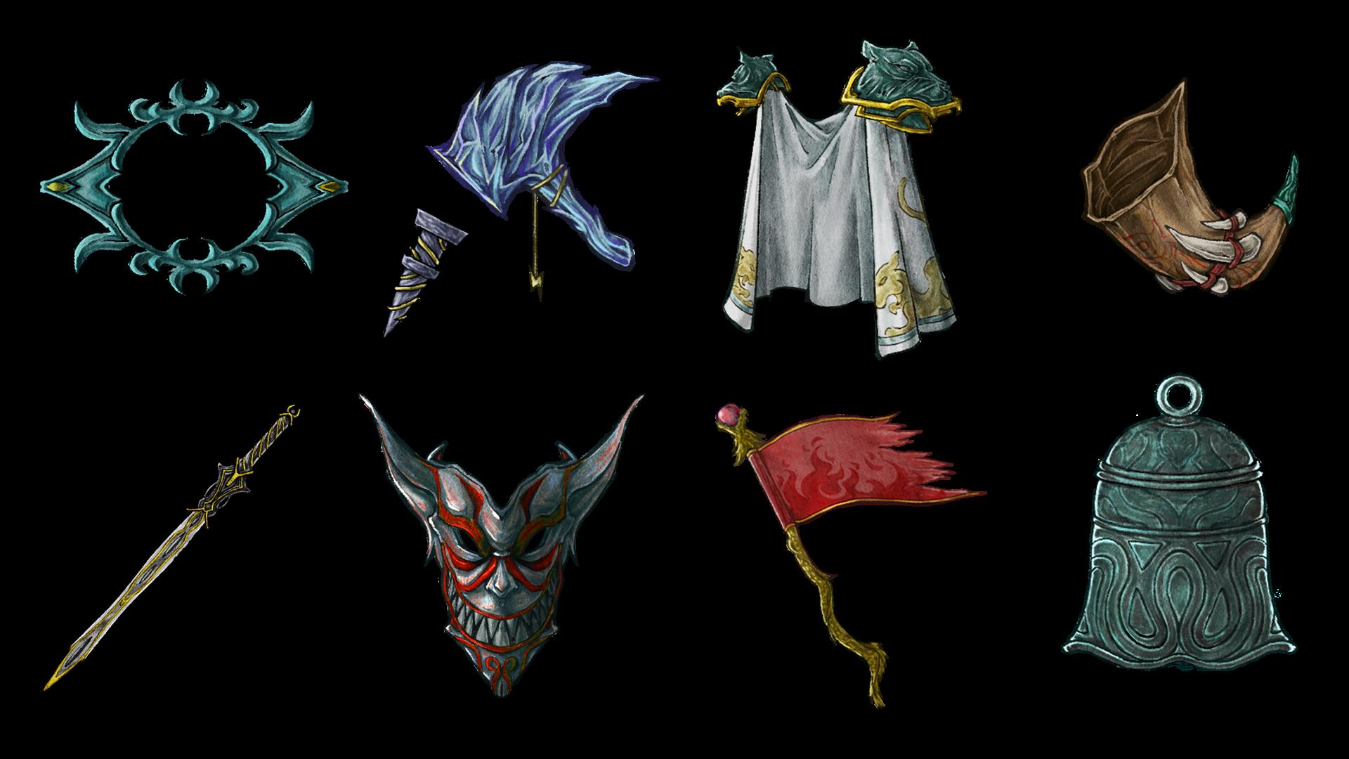 《鬼谷八荒》大版本更新 全新炼器系统以及法宝和器灵 游戏资讯 第2张
