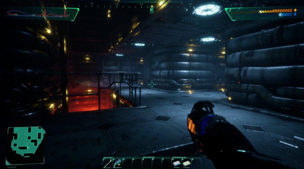 《网络奇兵:重制版》发布新实机演示 展示第二关场景 游戏资讯 第1张