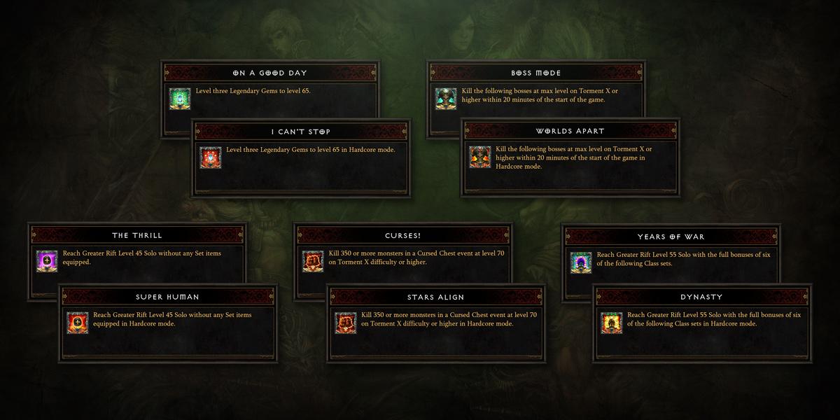 《暗黑破坏神3》2.7.1版本24赛季更新内容一览 游戏攻略 第6张