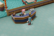 《双点医院:拓展版》与索尼克联动 免费发布索尼克包