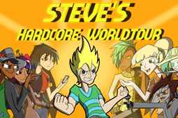 Steve's HardCore WorldTour
