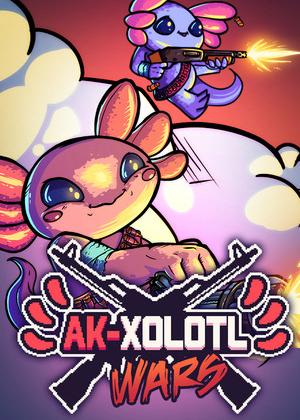 AK蝾螈:战争图片
