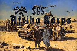 SGS 非洲军团