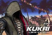 《拳皇15》新参战角色库克里宣传片 操控砂尘的神秘男