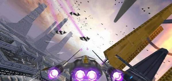 星际飞行大战截图