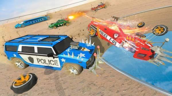 车祸赛车模拟器截图