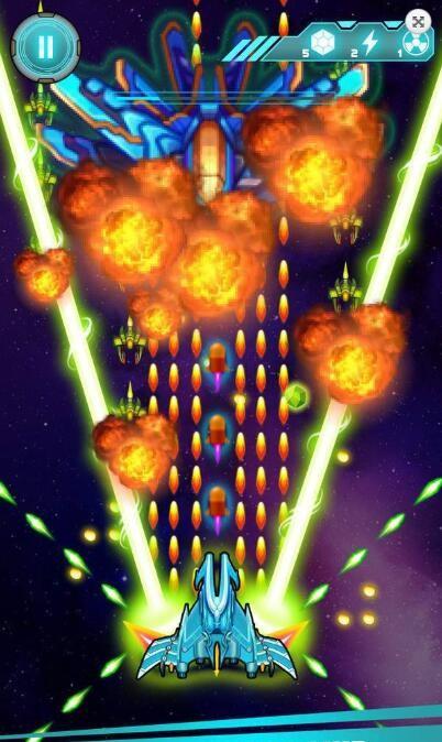 太空飞船终极攻击截图
