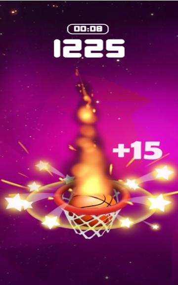 篮球3D完美扣篮截图