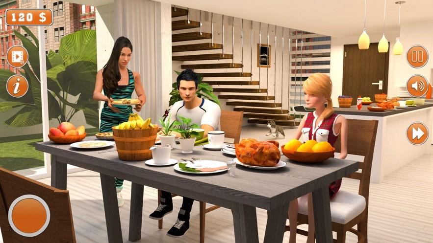 梦幻家庭模拟母亲生活截图
