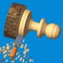 欢乐削木头